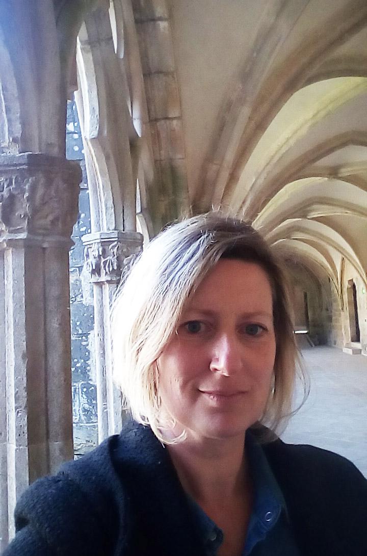 Karine Poussard / Abbaye de Noirlac